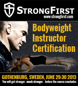 StrongFirst Bodyweight Instructor Certification